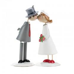 Cake Topper RED - Kissing...