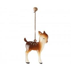 Bambi Small Metal Ornament...